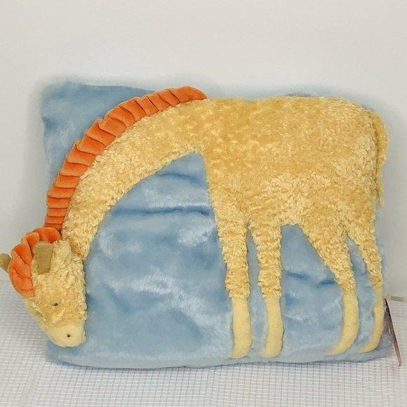 Russ Cherished Moments Giraffe Pillow Pets Pillow